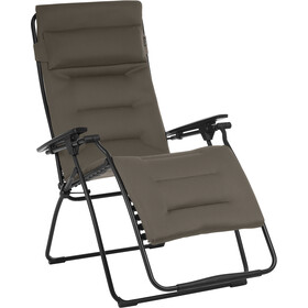 Lafuma Mobilier Futura XL Folding Chair Air Comfort, taupe